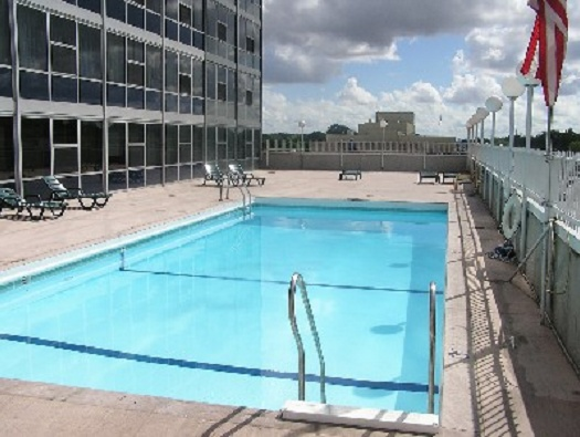 Pool Deck & Swimming Pool